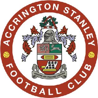 Акрингтън Стенли - Logo