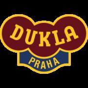 Dukla Praha B - Logo