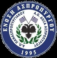 Аспропиргос Еносис - Logo