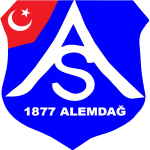 1877 Алемдагспор - Logo