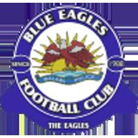 Блю Иглз - Logo