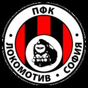 Локомотив (София) - Logo