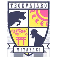 Tegevajaro Miyazaki - Logo