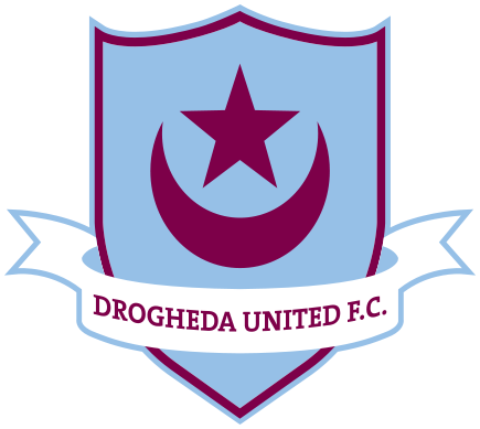 Drogheda Utd - Logo