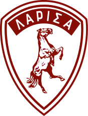 AE Larisa - Logo