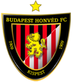 Budapest Honved - Logo