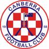 Канбера ФК - Logo