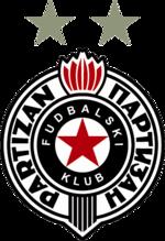 Партизан Белград - Logo