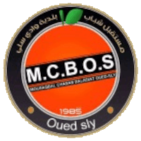 MCB Oued Sly - Logo