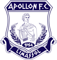 Аполон Лимасол - Logo