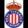 Реал Титанико - Logo