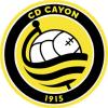 CD Cayón - Logo