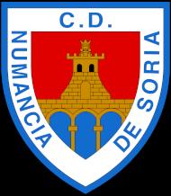 CD Numancia B - Logo