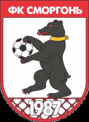 FK Smorgon (R) - Logo
