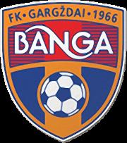 FK Banga-2 - Logo