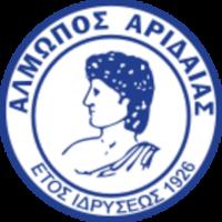 Almopos Aridaea - Logo