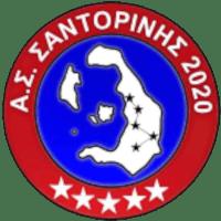 Santorini 2020 - Logo