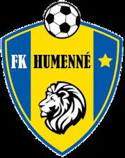 FK Humenné - Logo