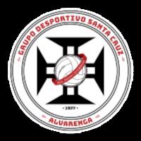 GD Santa Cruz de Alvarenga - Logo