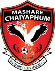 Mashare Chaiyaphum FC - Logo