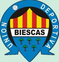 UD Biescas - Logo