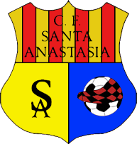 CF Santa Anastasia - Logo