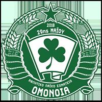Omonia 29is Maiou - Logo