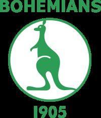 Бохемианс 1905 - Logo