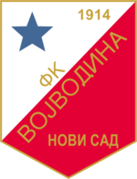 FK Vojvodina - Logo