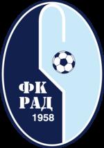 Рад Белград - Logo