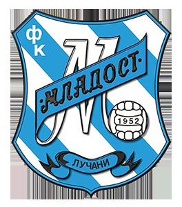 Mladost Lucani - Logo