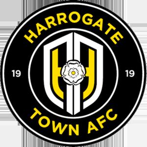 Харогейт Таун - Logo