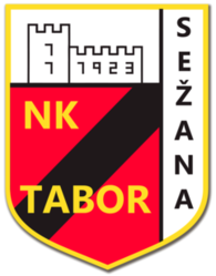 Tabor Sezana - Logo