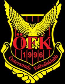 Остерсунд - Logo