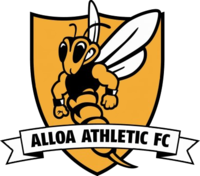 Alloa Athletic - Logo