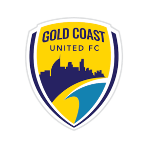 Gold Coast Utd - Logo