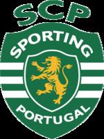 Sporting Lisboa B - Logo