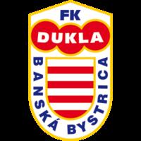 FK Dukla BB - Logo