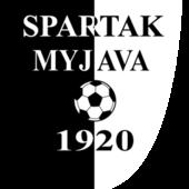 Spartak Myjava - Logo