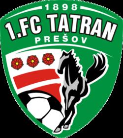 Tatran Presov - Logo