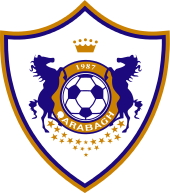Karabakh Agdam - Logo
