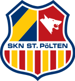 Санкт Пьолтен - Logo