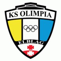Olimpia Elblag - Logo
