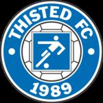Тистед ФК - Logo