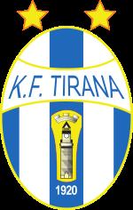Тирана - Logo