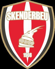Скендербеу Корча - Logo