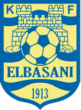 KS Elbasani - Logo