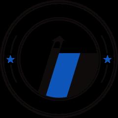 KS Luftetari - Logo