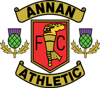 Annan Athletic - Logo