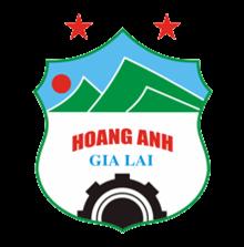 Хоанг Ан Жия Лай - Logo
